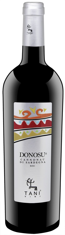 Donosu Cannonau di Sardegna DOC