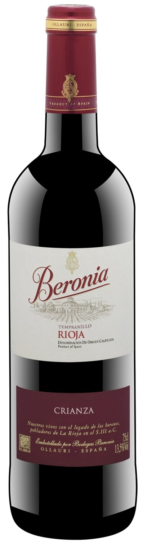 Rioja Crianza DOCa