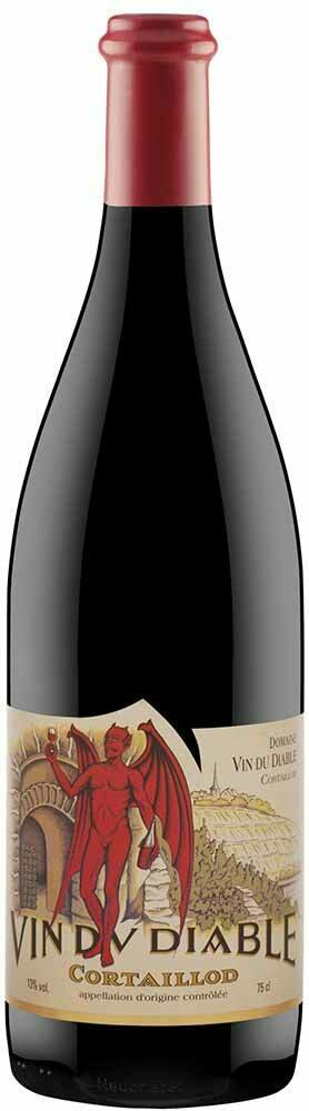 Vin du Diable Cortaillod Pinot Noir AOC