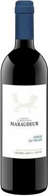 Syrah Valais AOC les grands vins du Maraudeur