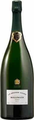 Champagne Bollinger La Grande Année Brut Millésimé Magnum 150cl