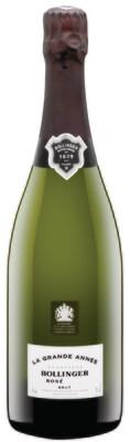 Champagne Bollinger La Grande Année Rosé Brut