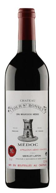 Château Tour St. Bonnet Cru Bourgeois AC Médoc
