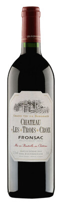 Château Les Trois Croix AC Fronsac