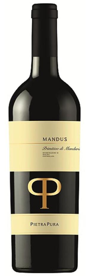 Mandus Primitivo di Manduria DOP
