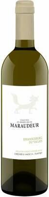Johannisberg Valais AOC les grands vins du Maraudeur