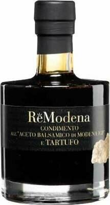 Condimento all'Aceto Balsamico di Modena IGP Tartufo