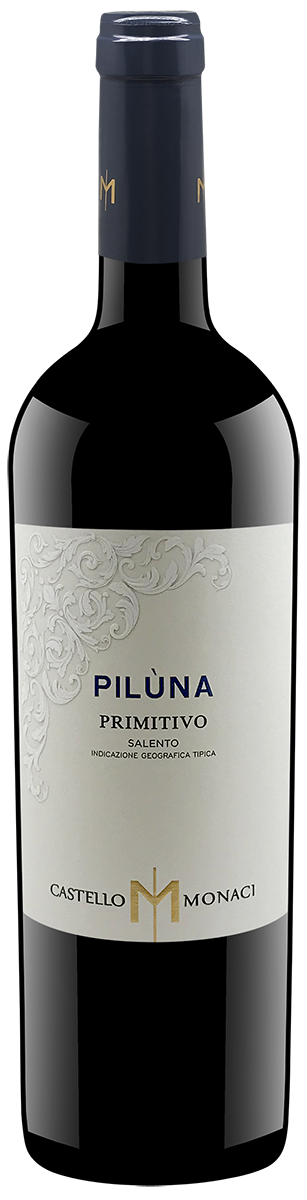 Piluna Primitivo Salento IGT