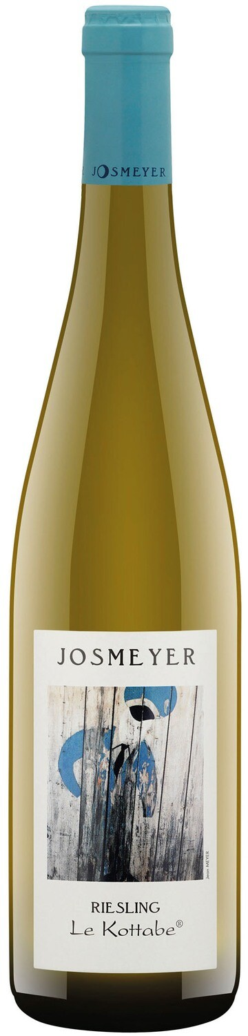 Le Kottabe Riesling Alsace AOC