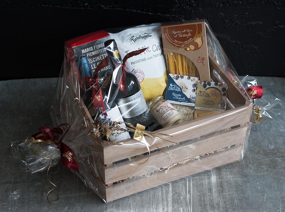 Trüffelhimmel Geschenkbox