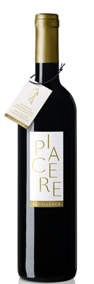 Piacere Excellence Vin Rouge Suisse VdP Magnum