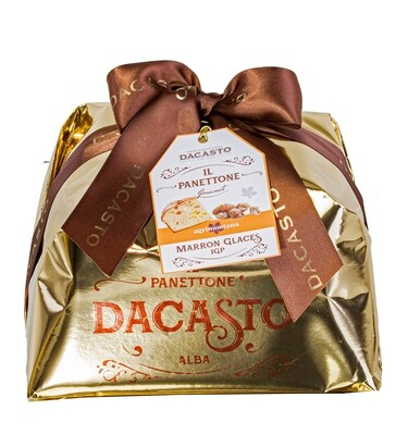 Panettone Gourmet Marrons Glacés