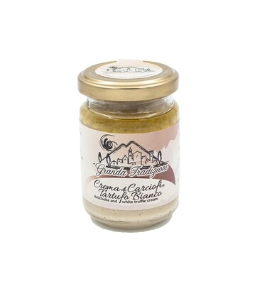 Crema di carciofi e tartufo bianco (saisonales Produkt)