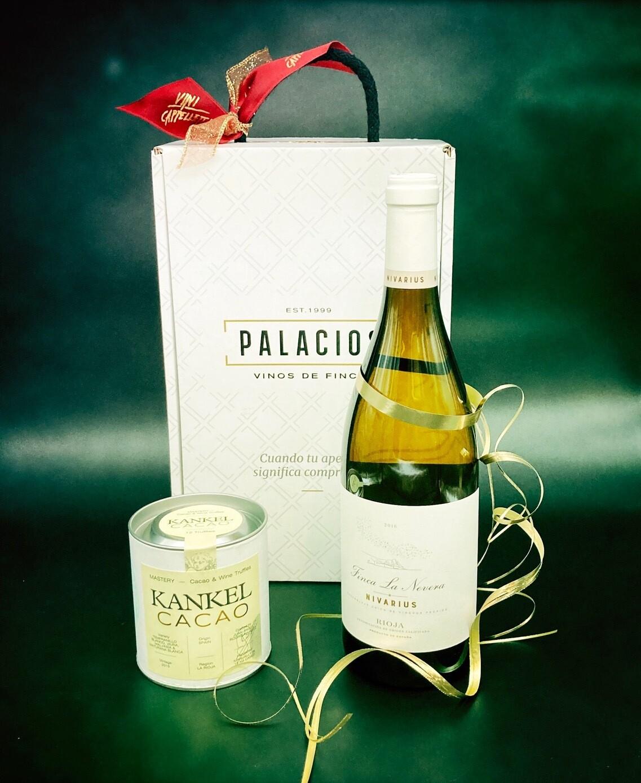 Finca La Nevera Rioja & Weintrüffel Kankel