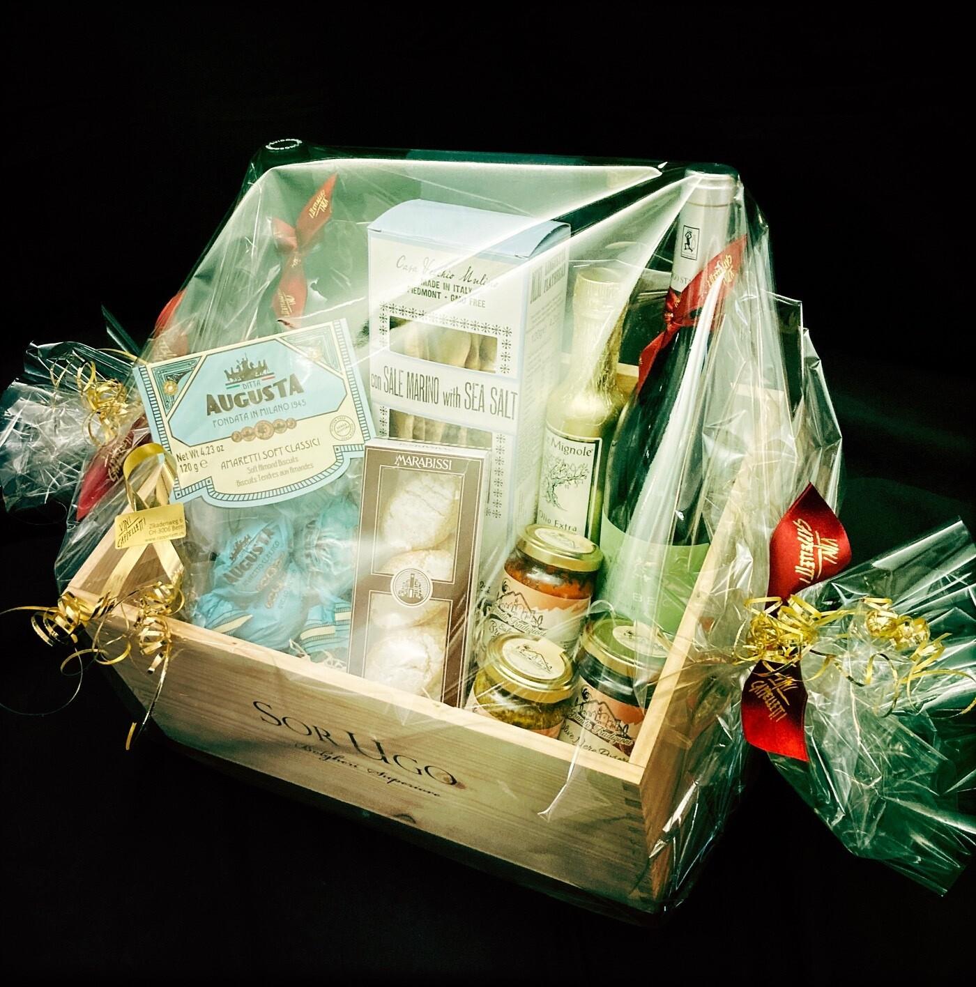 Gourmet Geschenkbox