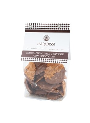 Marabissi Croccantini mit Haselnüssen und Schokolade