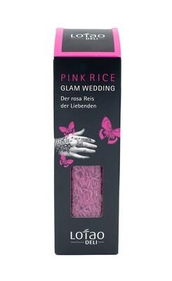 Lotao Glam Wedding Pink Reis (biologisch)