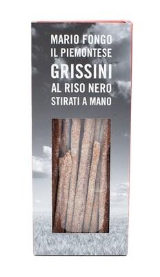 Grissini al Riso Nero