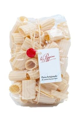 Pasta Paccheri Ondulati aus Hartweizengries