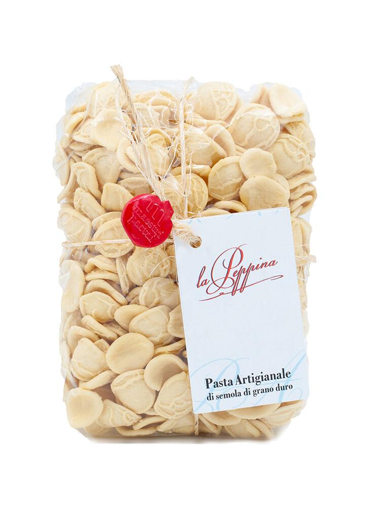 Pasta Orecchiette aus Hartweizengriess