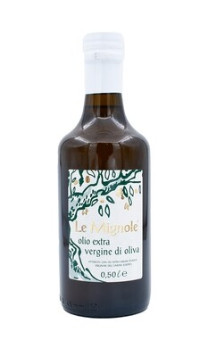 Olio Extra Vergine di Olive Le Mignole Ferrocchina