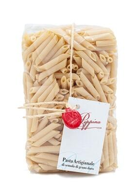 Pasta Pennette Rigate aus Hartweizengries