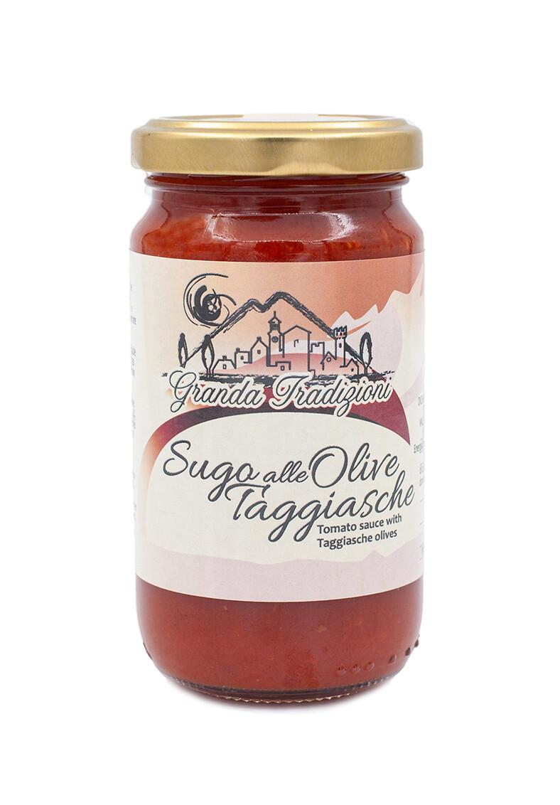 Sugo Pomodoro e Olive Taggiasche