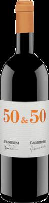 50 & 50 Merlot & Sangiovese Toscana IGT