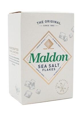Meersalz Kristalle Maldon