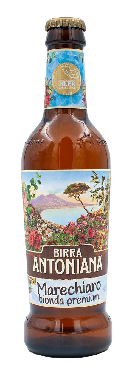 Birra Antoniana Marechiaro Bionda Premium