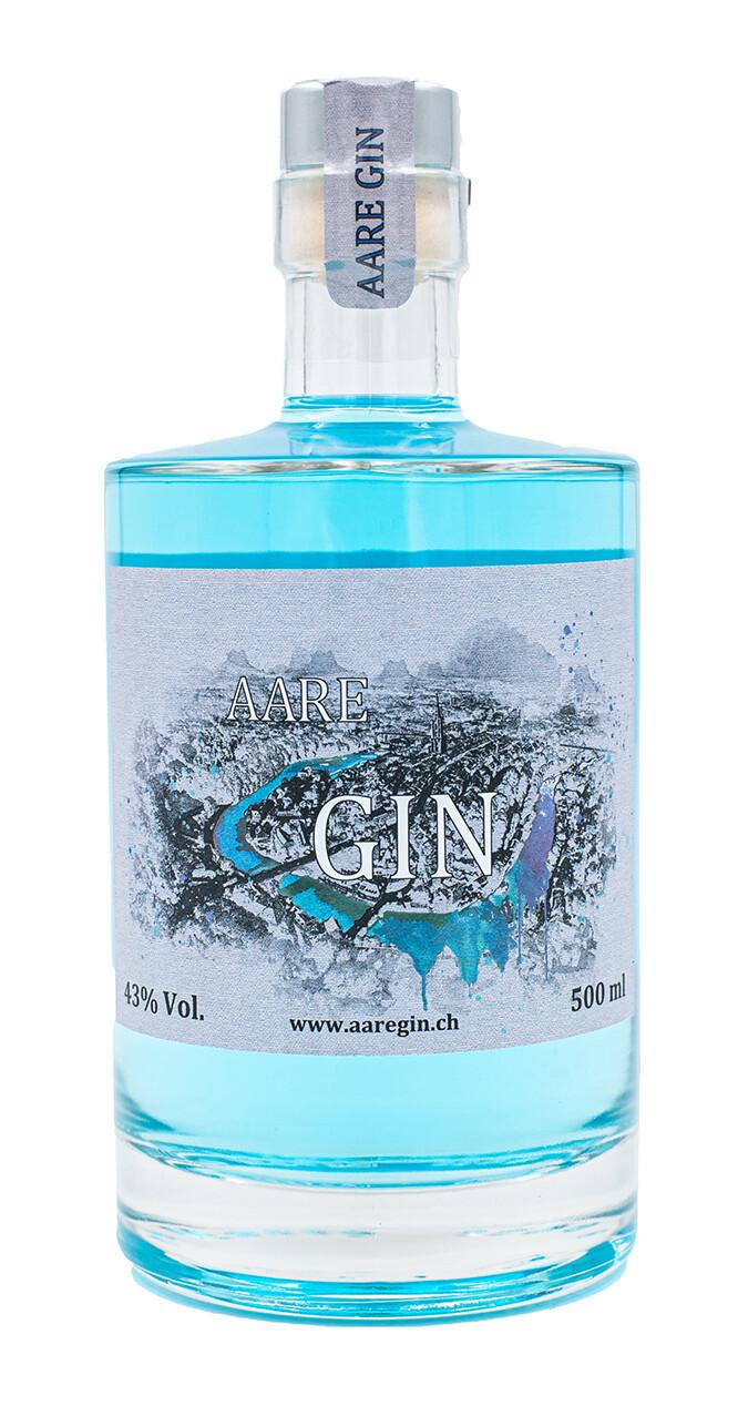 Aare Gin Blau Dry Sonderedition