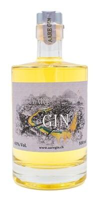 Aare Gin Gelb Dry Sonderedition