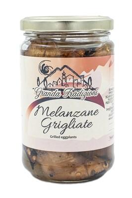 Melanzane Grigliate (gegrillte Auberginen)