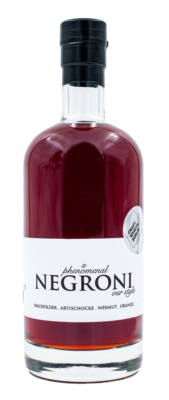 Negroni pHenomenal