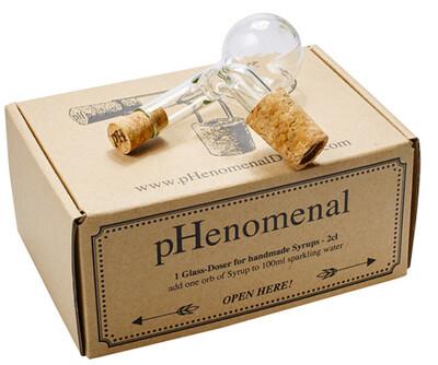 pHenomenal Glaskugeldosierer