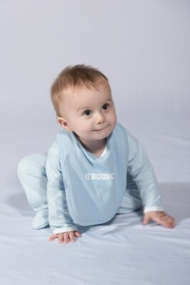 Baby Bib - Blue