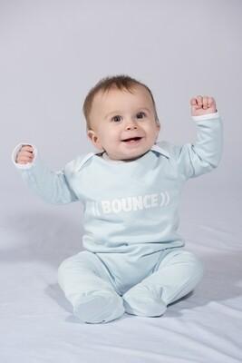 Baby Grow - Blue