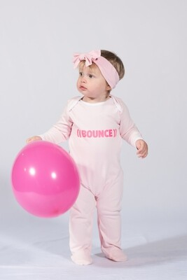 Baby Grow - Pink