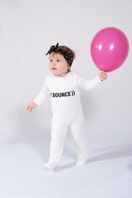 Baby Grow - White