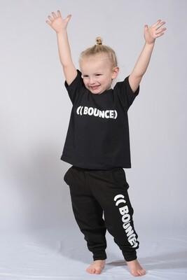Kids T-Shirt - Black & White