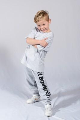 Baby Joggers - Grey & Black