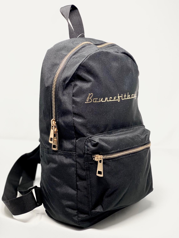 Backpack - Black & Gold