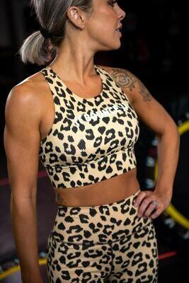 Crop Top - Cheetah *DUE IN JULY*