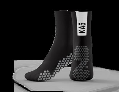 KA5 Traction + Performance Socks - Black