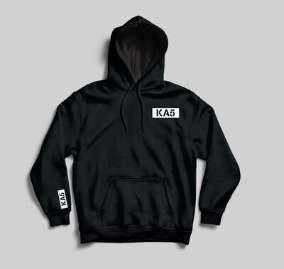 KA5 Black Hoodie- Pre Order