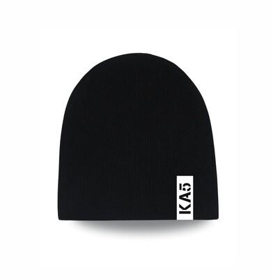 KA5 Black Beanie