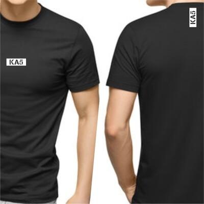 KA5 Black T Shirt - Pre Order