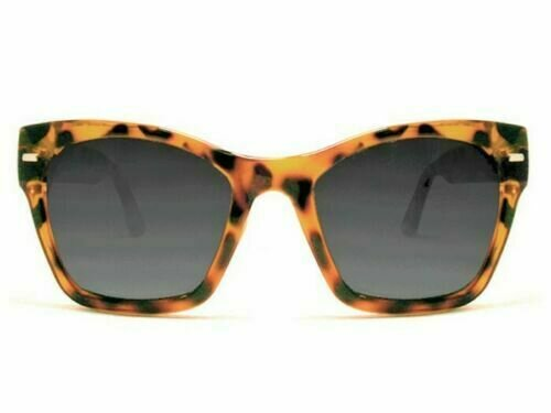 NEW SPITFIRE UK CAT EYE SOLID FRAME COCO