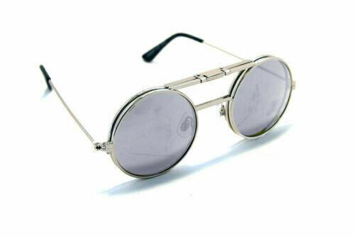 NEW SPITFIRE SUNGLASSES LENNON FLIP - Silver Mirror