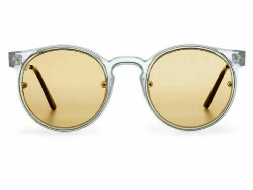 NEW SPITFIRE SUNGLASSES POST PUNK - Tan/Tan